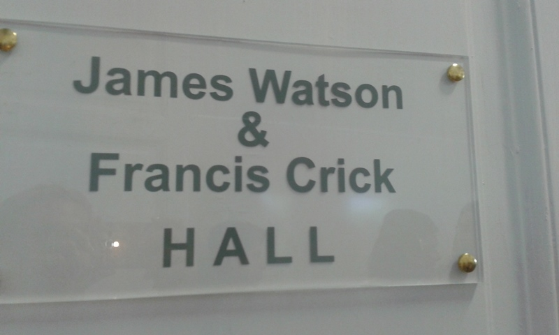 J. D. Watson